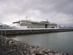 Cruising provides another option for Alaskan vacationers