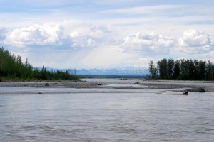 The Susitna, Talkeetna, and Chulitna rivers beckon visitors on a Mahay's Jet Boat tour