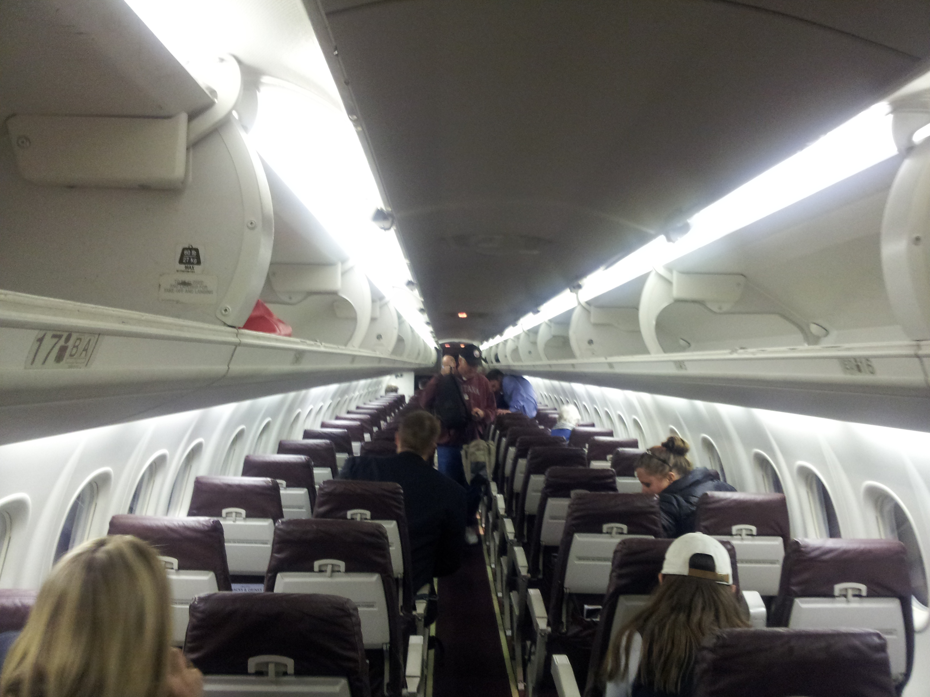 Alaska Airlines Q400 Update I Flew The Bombardier Ak On