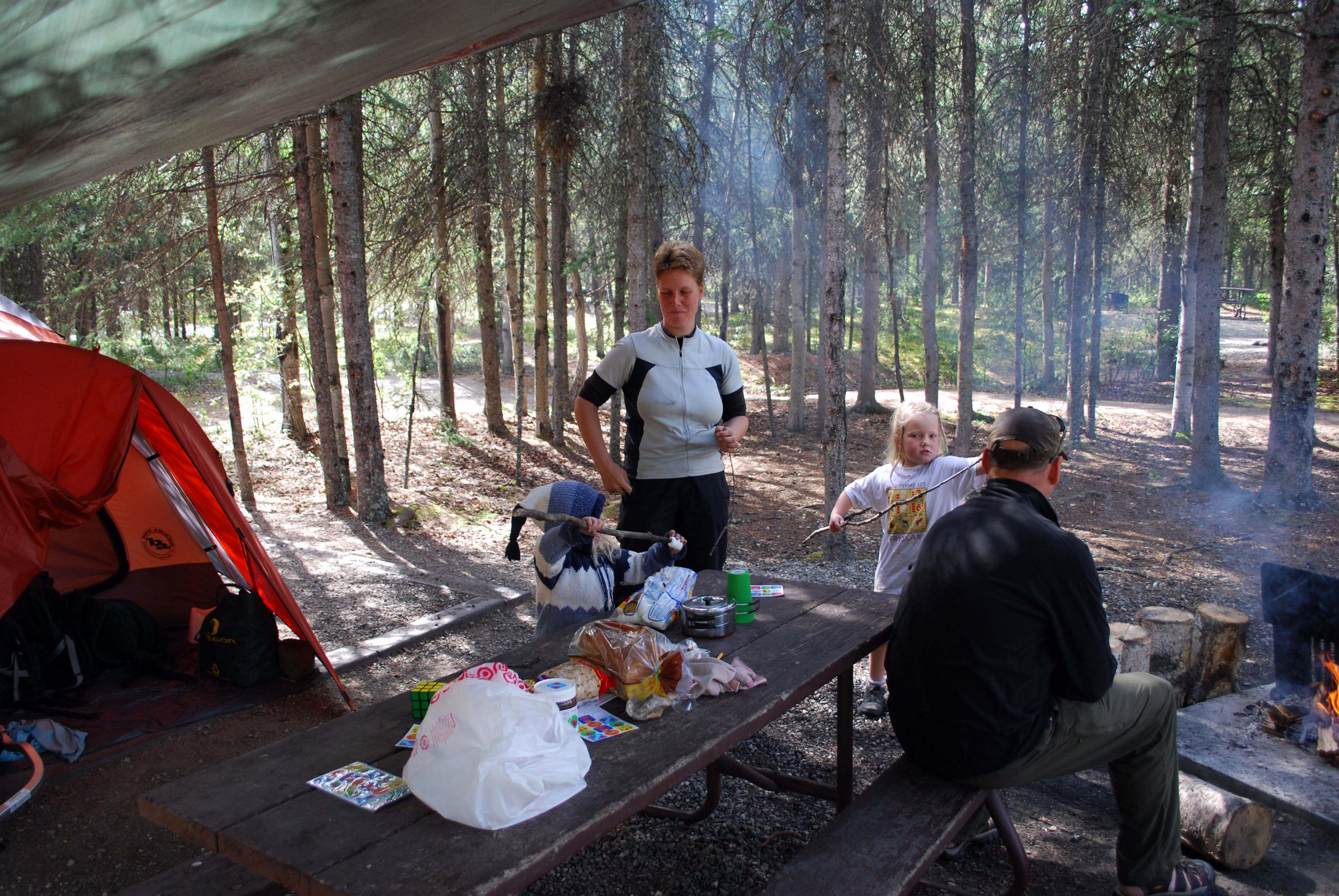 Alaska Camping With Kids Five Great Places To Meet The