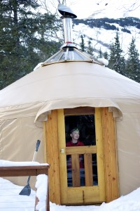 A wide variety of cabins and yurts are available for rent across Alaska.