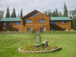Full of history and warmth, A Taste of Alaska Lodge is perfect for a late-fall getaway. {TripAdvisor.com}