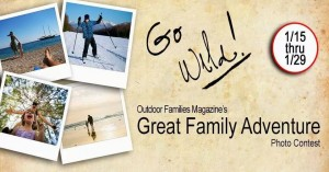 Enter your best outdoor family photo, today!