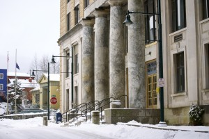 Exploring downtown Juneau during the winter months means fewer crowds for Alaska families.