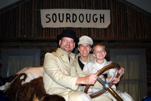 Dress up and take a family photo at the Fountainhead Antique Auto Museum in Fairbanks. Erin Kirkland/AKontheGO