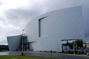 The Museum of the North is an amazing structure located on the UAF campus in Fairbanks. Erin Kirkland/AKontheGO