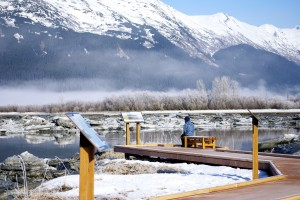 Springtime in Alaska means longer days and warmer weather, especialy this year. Erin Kirkland/AKontheGO