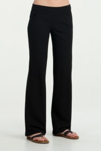 A stickler for pants that fit all body shapes, I found the Villa pants to be stylish with a boot cut.