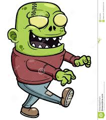 Now, wouldn't you rather know a frog zombie than this guy? [Image courtesy dreamstime.com]