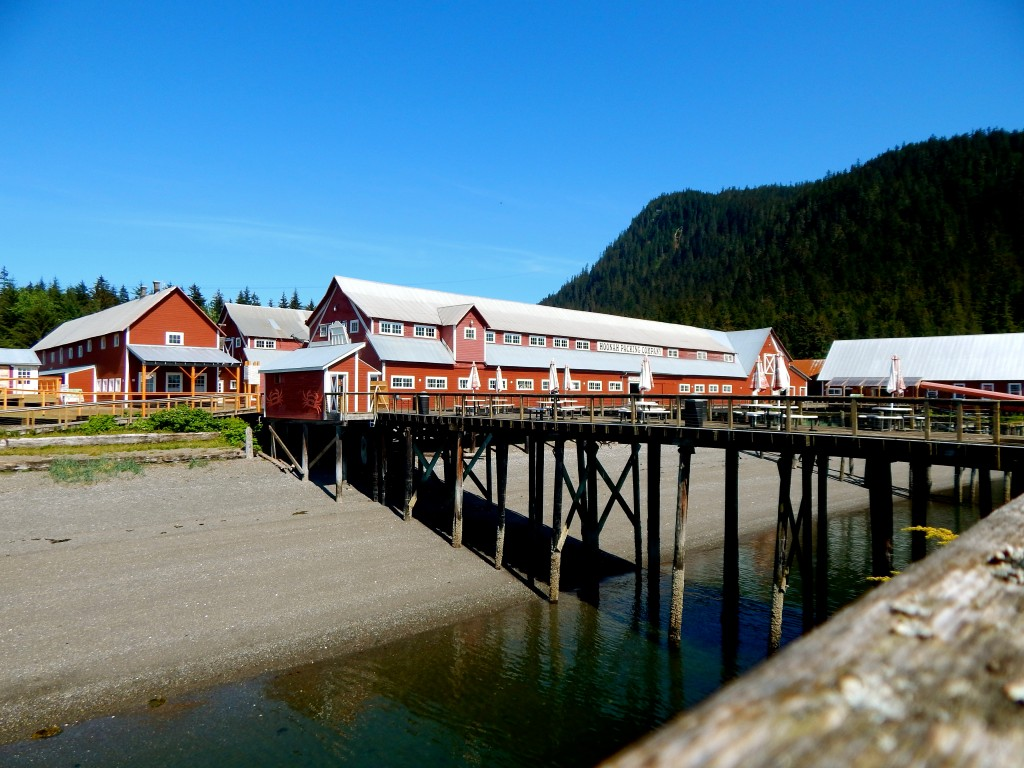 Icy Strait Point is located in Hoonah, Alaska. Erin Kirkland/AKontheGO
