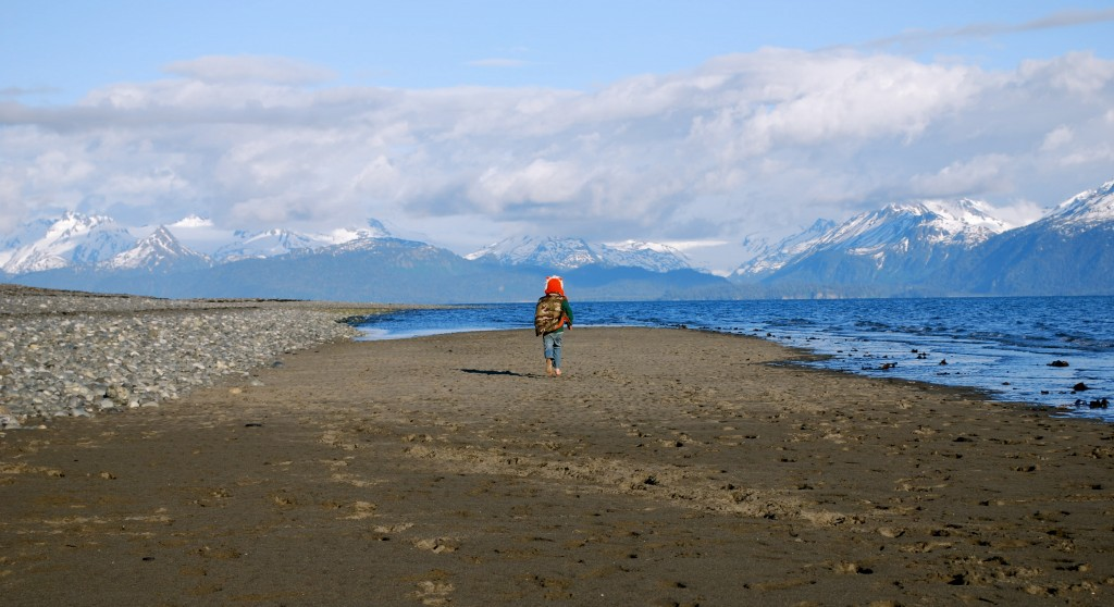 Take a trip to Homer on the Kenai Peninsula and explore Alaska's best beaches. Erin Kirkland/AKontheGO