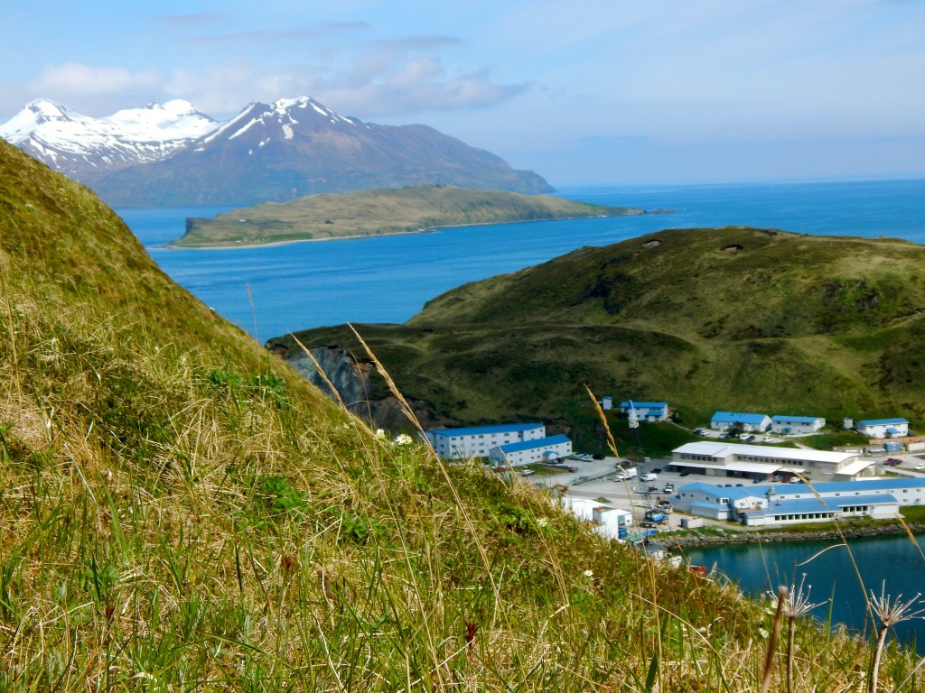 Sweeping meadowlands and stellar views; Unalaska and Dutch Harbor are valuable additions to any Alaska vacation. Erin Kirkland/AKontheGO