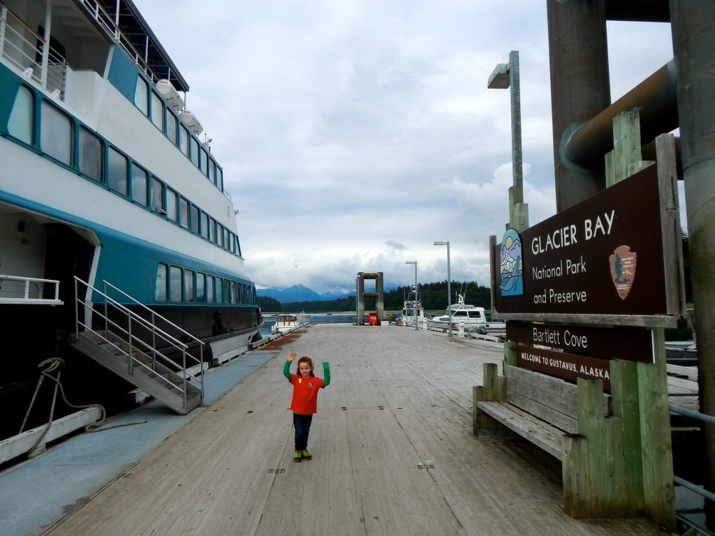 Alaskan Dream Cruises offers varied 'soft adventure' trips that appeal to families. Erin Kirkland/AKontheGO