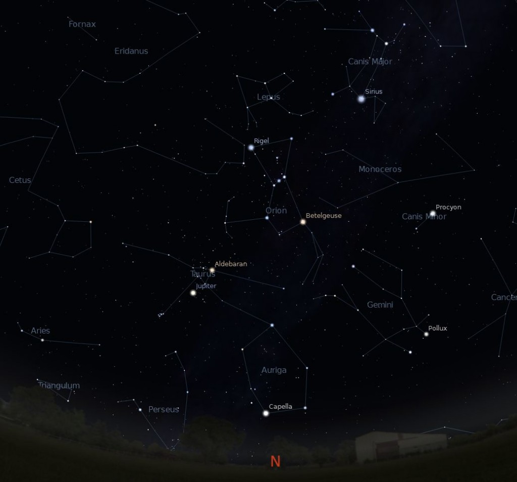 Image by oneminuteastronomer.com Stargazing For Kids