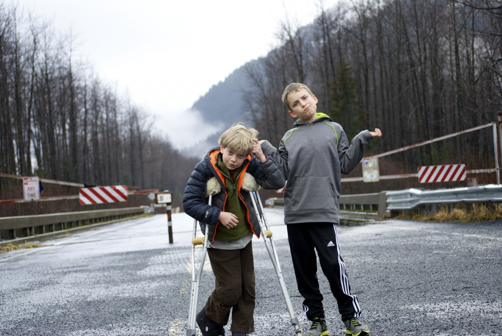 No snow? No problem with AKontheGO's list of family fun. Erin Kirkland/AKontheGO