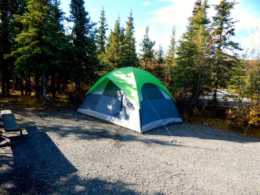 Camping with kids in Alaska is easy, it just takes patient planning. Erin Kirkland/AKontheGO