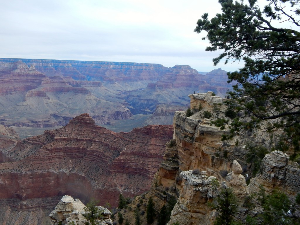 Arizona's Grand Canyon National Park. Erin Kirkland/AKontheGO