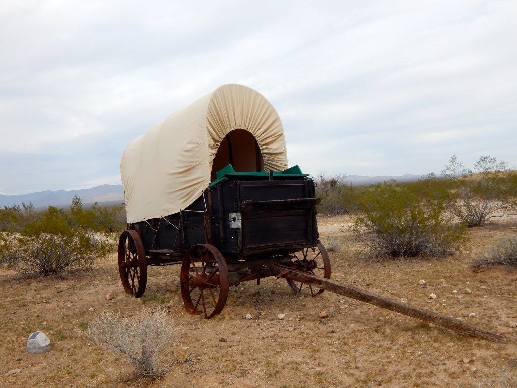 At least 20 authentic wagons adorn the Stagecoach Trails property, and each is worth visiting. Erin Kirkland/AKontheGO