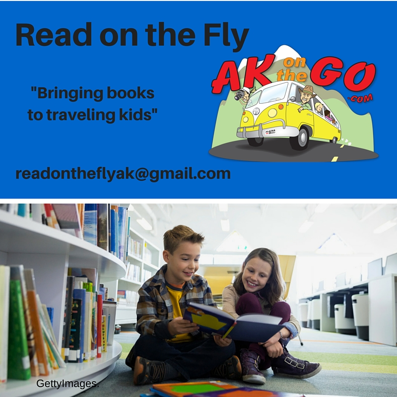Read On the Fly logo