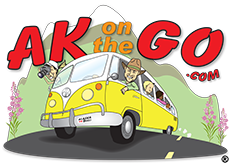 AK on the GO Logo