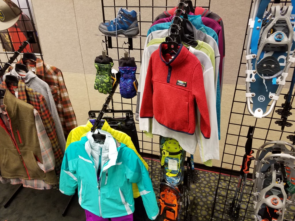 LL Bean is returning to popular styles we grew up with, but with newer fabrics and true-tested durability.