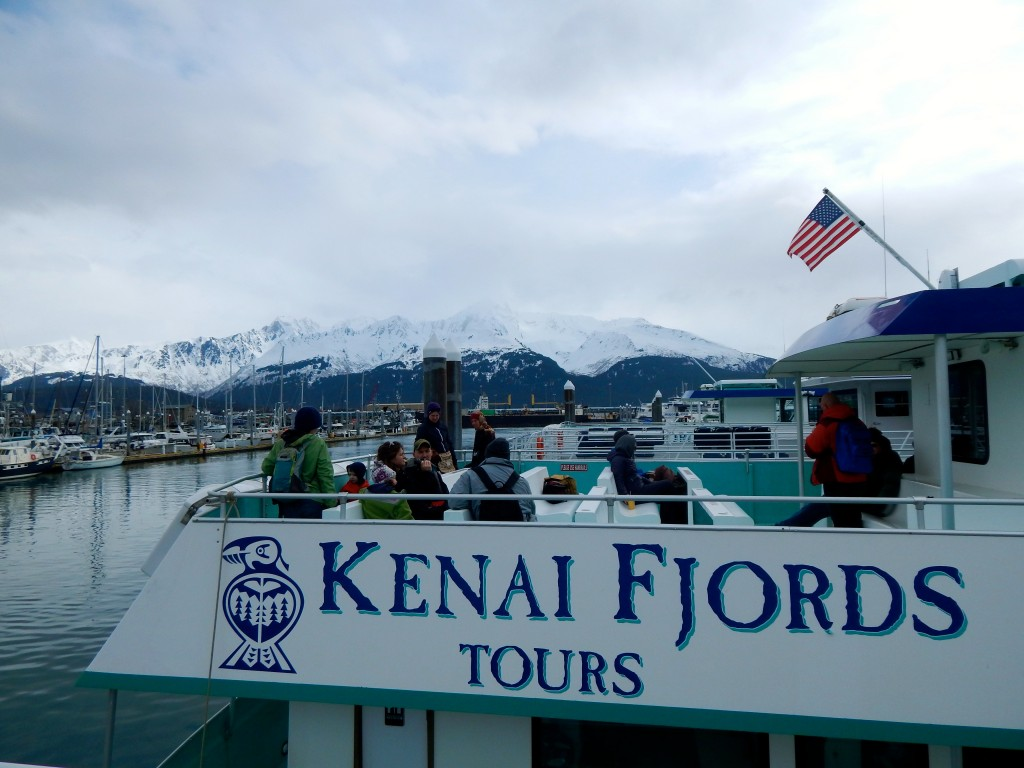 It may be fall, but day cruises are departing Whitter and Seward through September, so why not head out? Erin Kirkland/AKontheGO