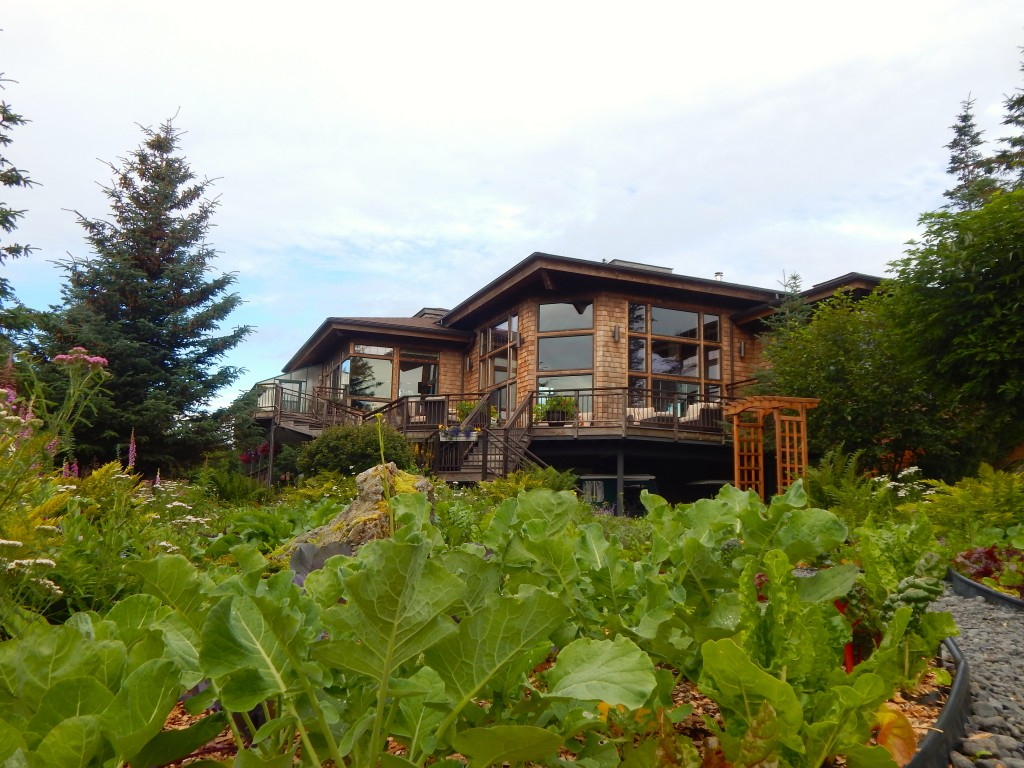 Stillpoint Lodge in Halibut Cove. Erin Kirkland/AKontheGO