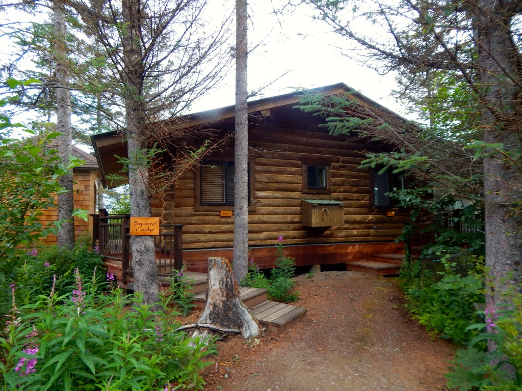 Each cabin at Stillpoint Lodge is cozy, secluded, and luxurious. Erin Kirkland/AKontheGO