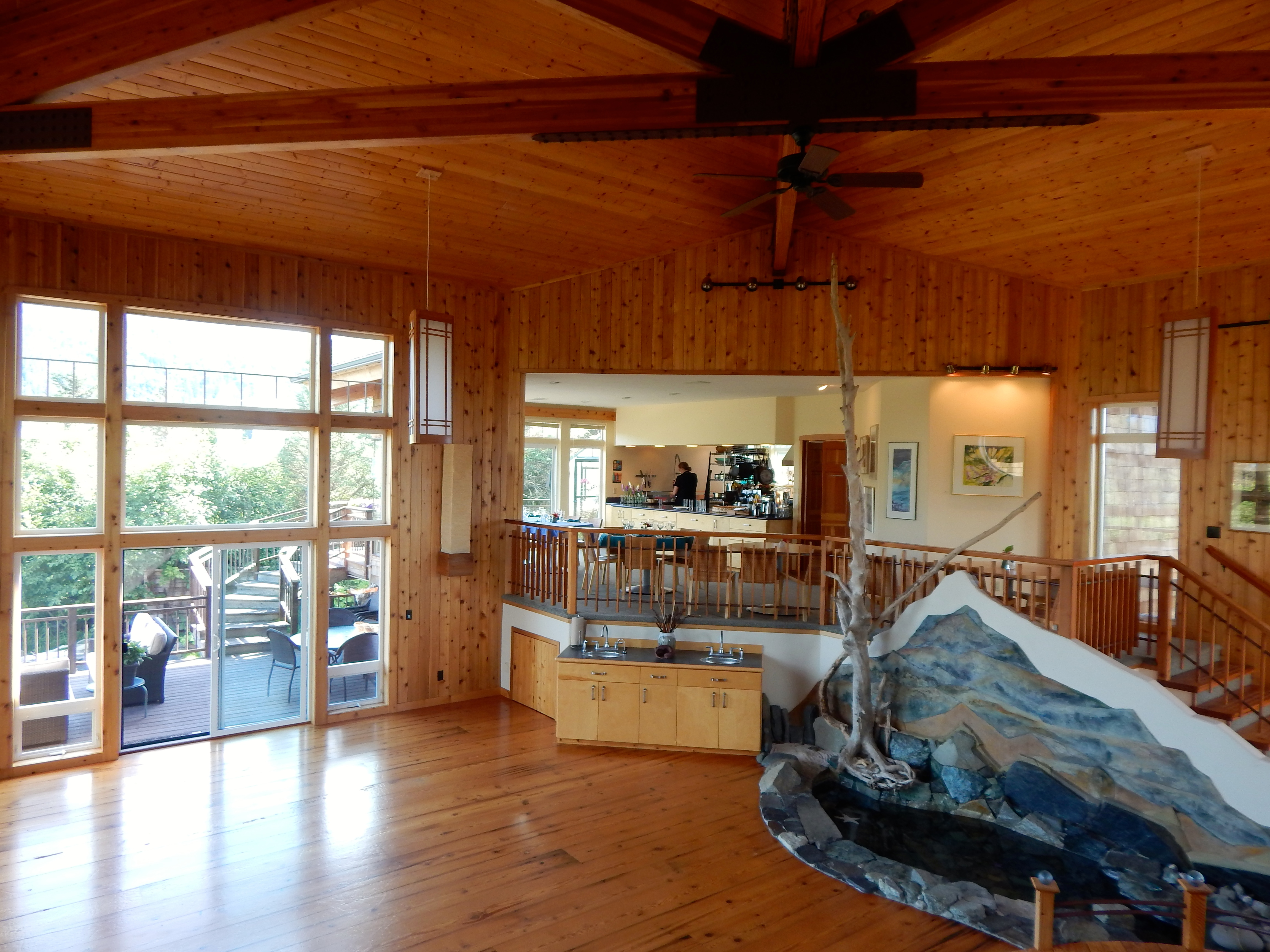 experience playful luxury at stillpoint lodge ak on the go