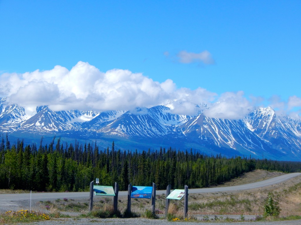 Towering mountains, abundant wildlife await the RV traveler in Alaska. Erin Kirkland/AKontheGO