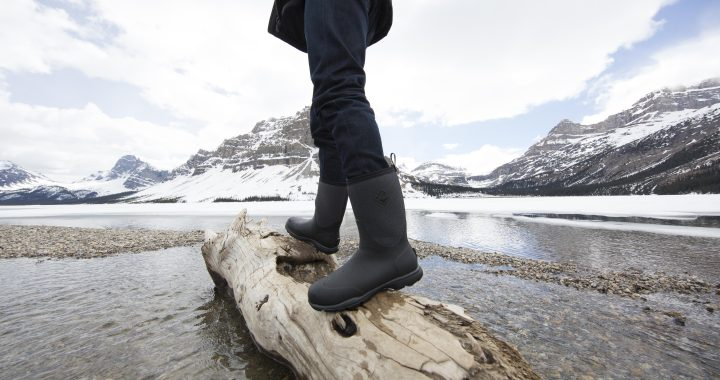Muck Boots: Warm and comfortable in Alaska - AK on the GO