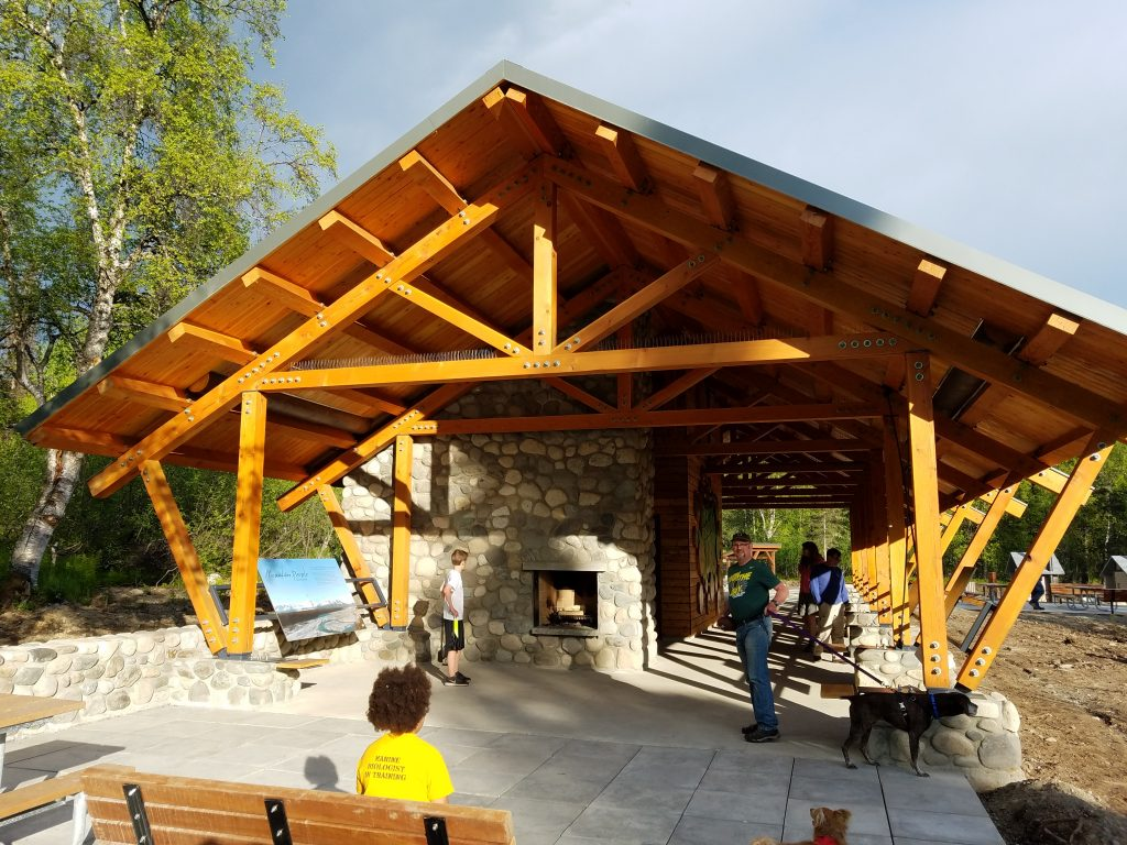 K Esugi Ken Campground A Treasure For Family Outings Ak