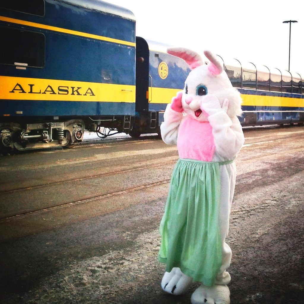 alaska railroad easter train tickets on sale now ak on On easter dinner anchorage alaska
