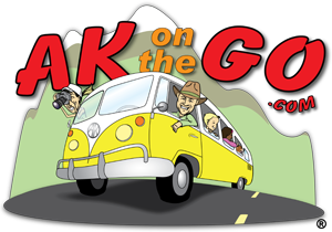 Visit AKontheGO.com for regular updates and family fun activities in Alaska.